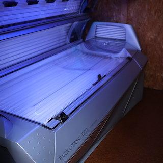 【BRIGHT】日焼けマシン
